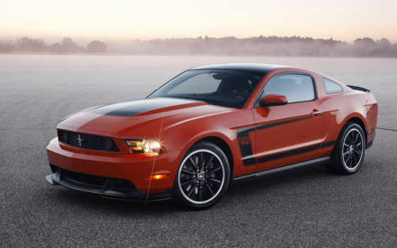 mustang, ford, boss, car,