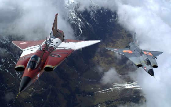 saab, draken, aircraft