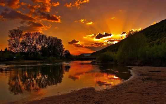 природа, закаты, life, красивые, самые, личные,