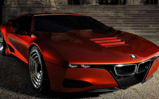 bmw, concept, hommage, homage, company, car,