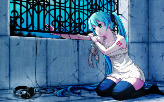 vocaloid, аниме