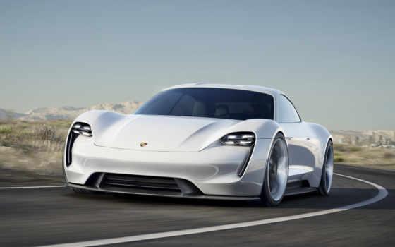 car, porsche, concept, миссия, sports, ultra, cars, electric,