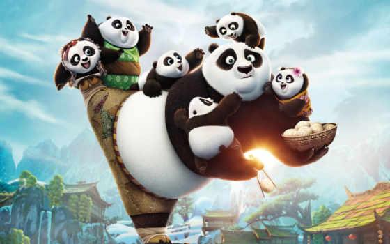 панда, кунг, boo Фон № 120848 разрешение 2880x1800