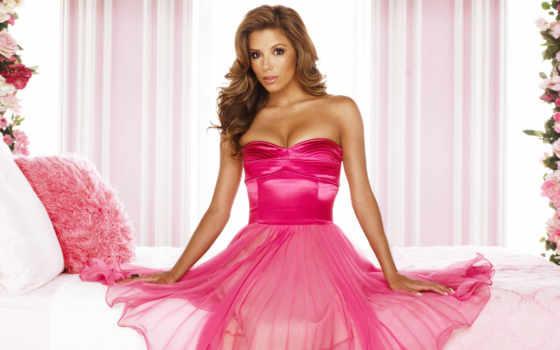 eva, longoria, платье, актриса, devushki, девушка, сидит, красивые, американская, красивом, платья,