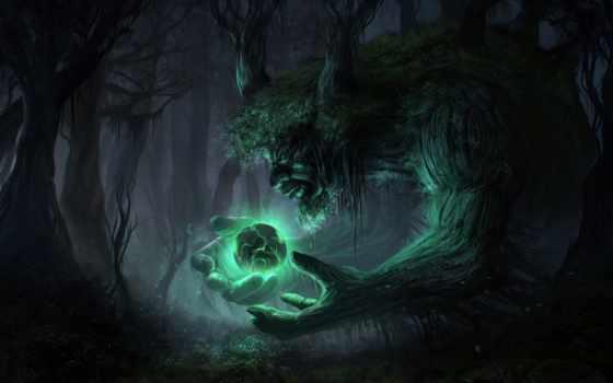 fantasy, существа, сверхъестествен, dota, игры, картинка,