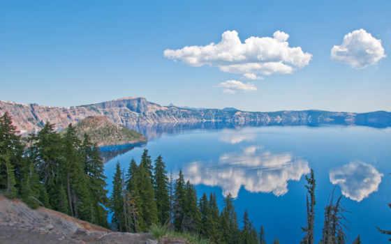 мире, самых, озеро
