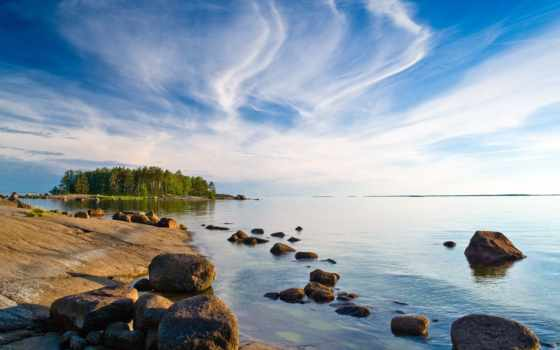остров, берег, финляндии, спа, reki, берегов, целый, под, отведут, function, exclusively,