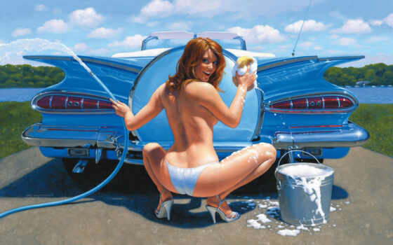 greg, art, hildebrandt, pinup, пин, rear, ап, photo, hot, print, ends, prints, giclee, hildenbrand, artist, size, gallery, girl, американски,