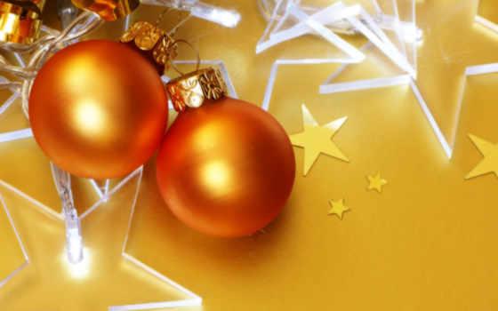 christmas, ball
