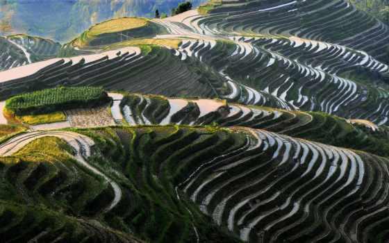 china, рис, terraces, longsheng, деревня, longji, yangshuo, adventures, объяснять, dorf,