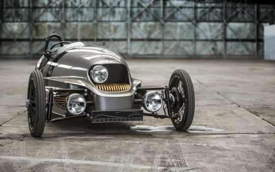 morgan, wheeler, electric, car