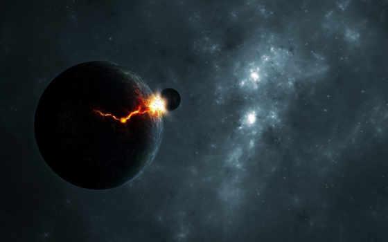 planets, планета, взрыв, космос, split, картинку, выберите, crack, мыши, правой, save, destruction, кнопкой, ней, picture,