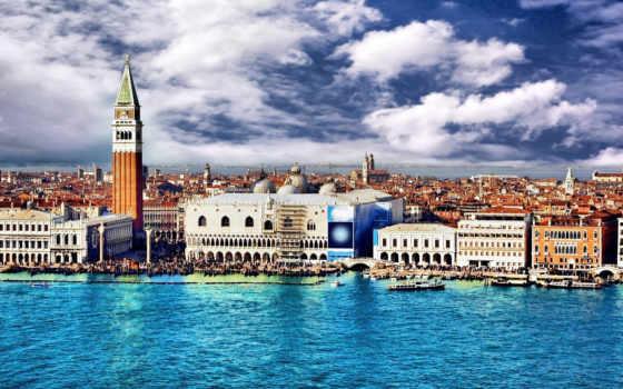 venezia, italy, город