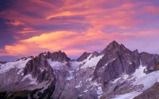 горы, everest, горах