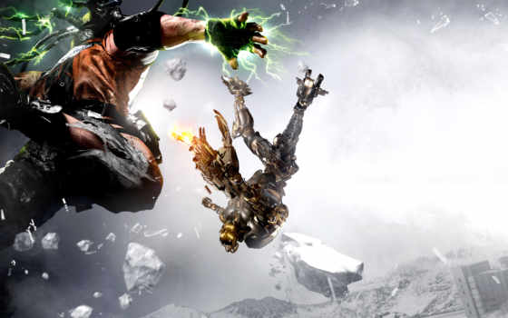lawbreakers, shooter, игры, обзор, playstation, вышел, new, that,
