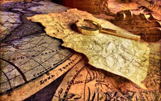 карты, ретро, под, map, стиле, географии, старину, географические, курсы, выбираем, интерьере,