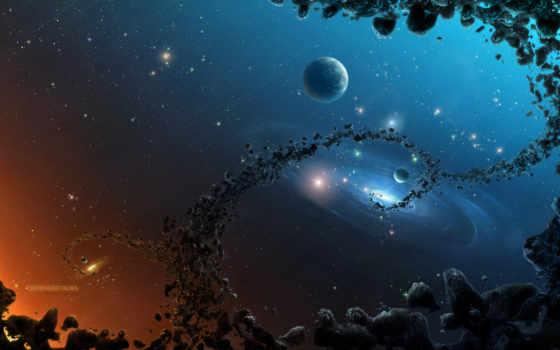 cosmos, планеты