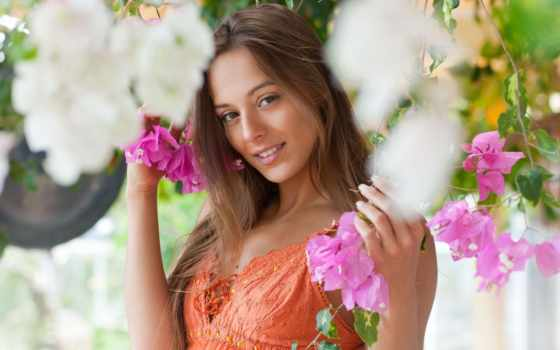 весна, девушка, devushki, cvety, взгляд, girls, представляю, шикарные,