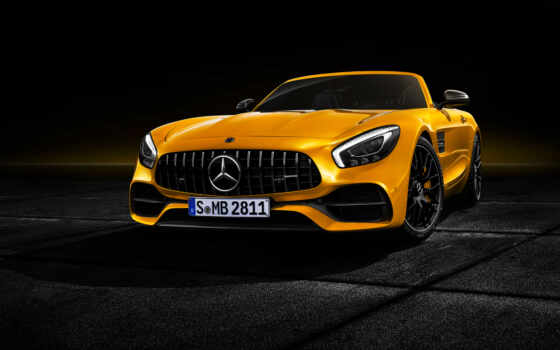 mercedes, amg, roadster, benz, new,