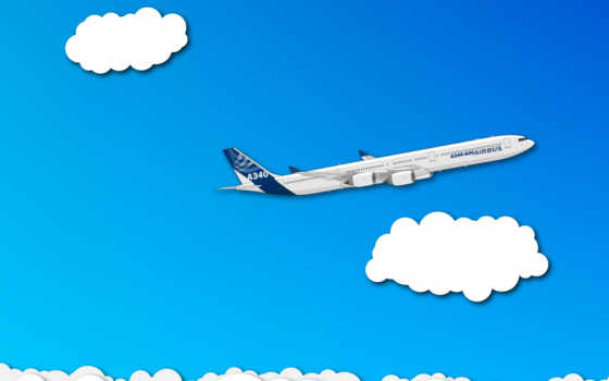 минимализм, самолет