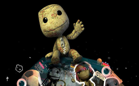 littlebigplanet, little, big, planet, iphone, desktop,