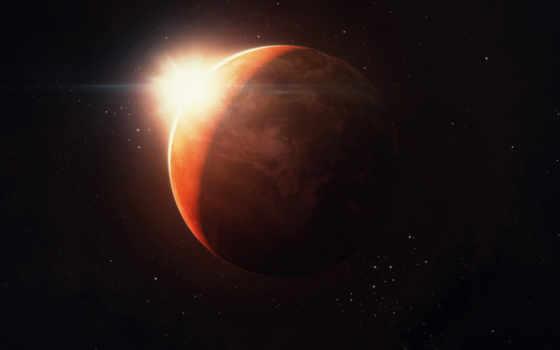 планета, солнце