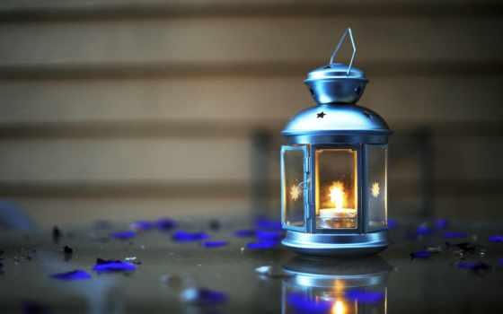 фонари, свечи, крупным
