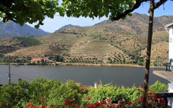 природа, реки, португалия