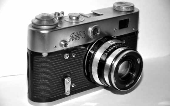 ФЭД-3 фотоаппарат