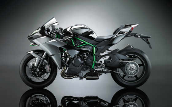 kawasaki, ninja, мотоцикл, black, photos, мотоциклы,