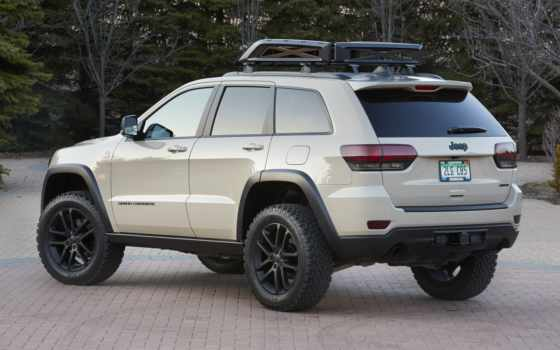 тюнинг, jeep, cherokee