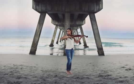 vacation, музыка, скрипка
