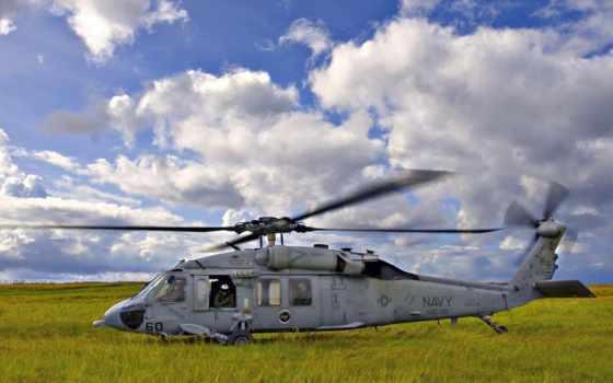 вертолет, лопасти Фон № 21420 разрешение 1680x1050