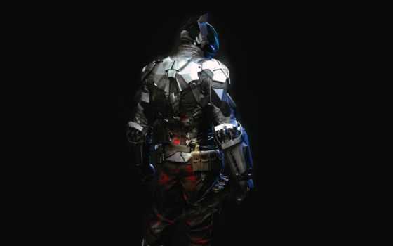 arkham, рыцарь, batman