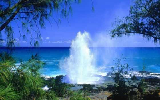 острова, гавайские, hawaii, hawaiian, islands, остров, geography, kauai, земле,