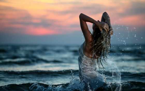 море, красивые, милые