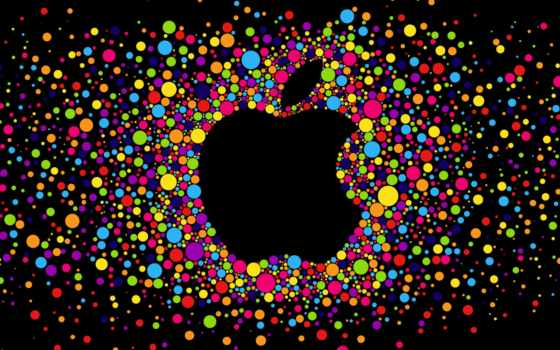 iphone, cool, apple, logo, толкатель, watch,
