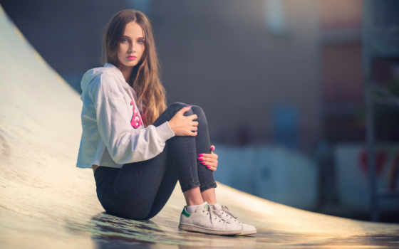девушка, android, skate, модель, фон, фото, iphone, park