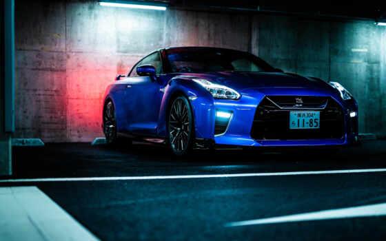 nissan, anniversary, car, япония, skyline, blue, spec