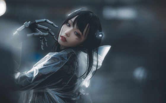 cybernetics, robotics, cosplay, artwork, tok, douyin, хороший, company, fentezti, ohara, narrow