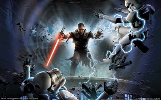 star, wars, force, unleashed, game, игры,
