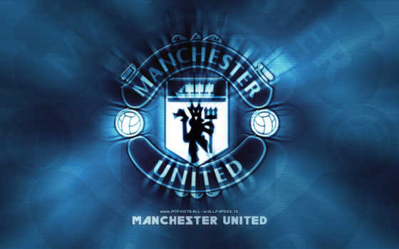 united, manchester, blue, logo,