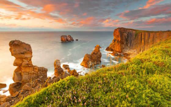 espana, пейзажи -, красивые