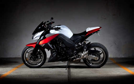 kawasaki, мотоцикл, мото
