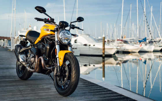 monster, new, впервые, ducati, bike, updated, дней, назад,