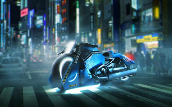 лезвию, running, blue