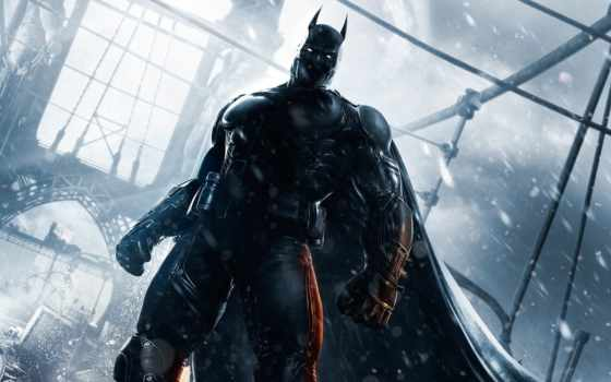 batman, origins, arkham, аркхем,