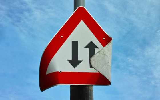 ,, знак, дорожный знак, вывеска, красный, небо, дорожный знак, дорога, полюс,