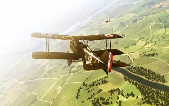самолёт, полет Фон № 21008 разрешение 1920x1200