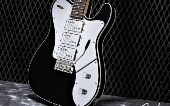 fender, telecaster, гитара,
